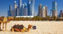 Enchanting Travels - Dubai Tours - Dubai city
