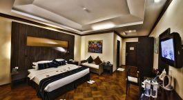 Zimmer im Hotel Amata Garden Inle in Inle See, Myanmar
