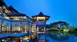 Exterior view of Le Méridien Chiang Rai Resort in Chiang Rai, Thailand