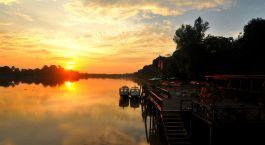 Enchanting Travels - Malaysia Reisen -Kinabatangan-Abai Jungle Lodge - Außenansicht