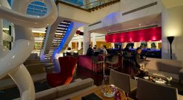 Restaurant/ Bar at hotel Pullman Kuching, Kuching, Malaysia