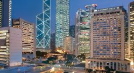 Enchanting Travels Hong Kong Tours Mandarin Oriental Hong Kong Hotel exterior