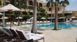 Enchanting Travels Colombia Tours Cartagena Hotels Santa Clara Sofitel Cartagena - Swimming pool2