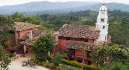 Enchanting Travels Colombia Tours San Agustin Hotels Monasterio San Agustin - Exterior