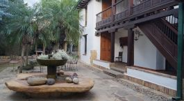 Enchanting Travels Colombia Tours Villa de Leyva Hotels Casa Terra - Exterior