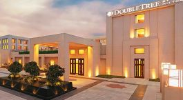 Enchanting Travels India Tours Agra Hotels Doubletree by Hilton