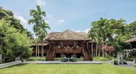 Enchanting Travels Thailand Tours 137 Pillars House Hotel Chiang Mai exterior