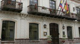 Enchanting Travels Ecuador Tours Cuenca Hotels Mansion Alcazar facade