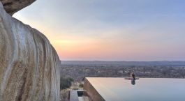 Enchanting Travels Tanzania Tours Ruaha Hotels Jabali Ridge Jabali-Infinity-Pool 2