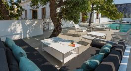 Enchanting Travels India Tours Pondicherry Hotels La Villa Pool