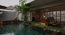 Enchanting Travels Indonesia Tours Ubud Hotels Tegal Sari villa-sesapi-downstairs