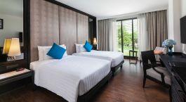 Bedroom at Mövenpick Hotel Sukhumvit 15 in Bangkok, Thailand