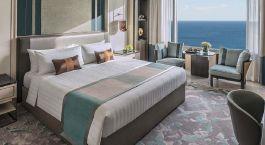 Doppelzimmer im Shangri-La Hotel in Colombo, Sri Lanka