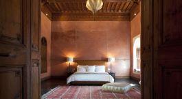 Doppelzimmer im El Fenn in Marrakesch, Marokko
