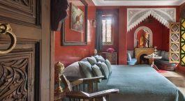 Enchanting Travels Morocco Tours Marrakech Hotels La Sultana Marrakech - Prestige Deluxe landscape
