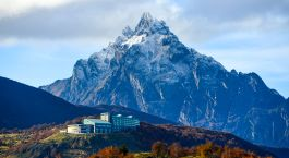 Enchanting Travels Antarctica Tours Ushuaia Hotels Arakur Resort & Spa mountain