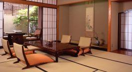 Zimmer im Hotel Asadaya, Kanazawa, Japan