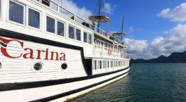 Enchanting Travels Vietnam Tours Halong Bay Hotels Carina Cruise Boat