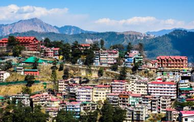 Travel India - Shimla