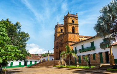 Enchanting Travels Colombia Tours Barichara