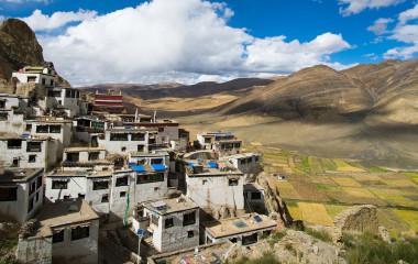 Shegar Dzong (Chode Monastery) in Tingri Enchanting Travels Tibet Tours