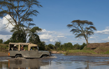 Safari tour in Laikipia - Ol Pejeta / Solio, Kenya