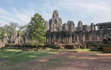 Cambodia Angkor Wat jungles, Asia