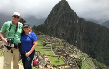 Enchanting Travels Top 10 UNESCO World Heritage sites in 2019 - Machu Picchu - Photo Courtesy, Enchanting Travels' Guest Glenn Frank