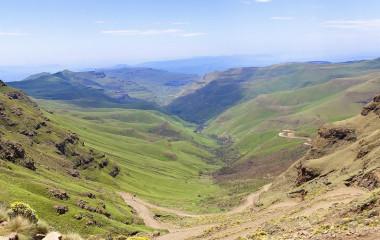 Enchanting Travels Africa - Lesotho - Central Lesotho - Sani Pass