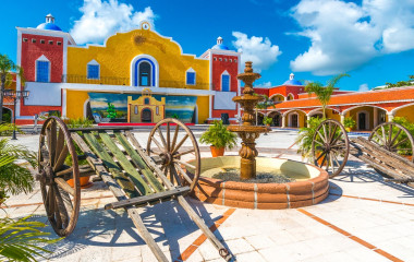 Mexiko Urlaub - Hacienda in Mexiko