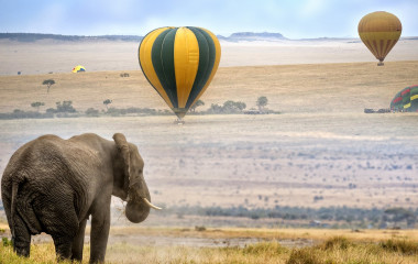 Enchanting Travels-Masai Mara National Reserve, Kenya