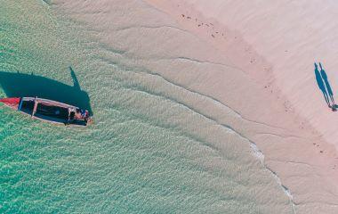 Enchanting Travels Africa Tours Mafia Island utende beach area, mafia island