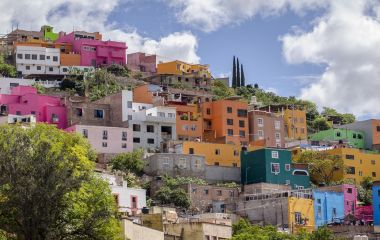 Enchanting Travels Central America Tours Mexico Guanajuato in Mexico.