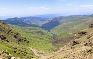 Enchanting Travels Africa - Lesotho - Central Lesotho - Sani Pass