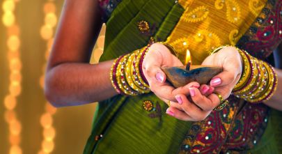 Diwali in India: A Feast of Light & Sound