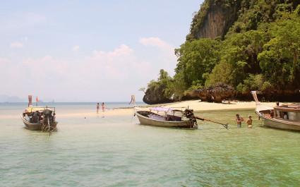 Traumhafte Strände auf Koh-Yao-Noi, Thailand