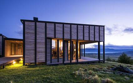 Außenansicht von Awasi-Patagonia, Chile