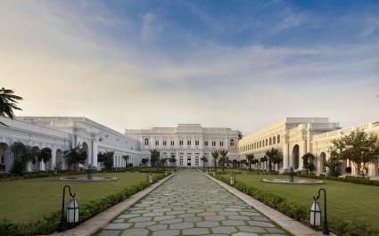 Außenansicht des Hotels Taj Falaknuma Palace