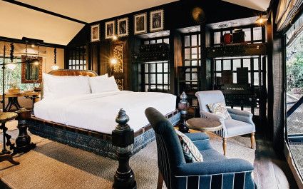 Enchanting Travels - Shinta Mani Wild Hotel in Cambodia -Bedroom