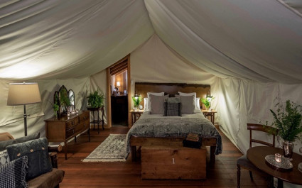 Clayoquot Wildness Tent