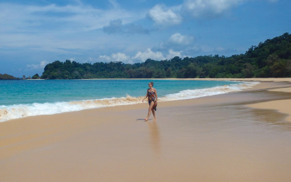Honeymoon Beach-Wa Ale Island Resort