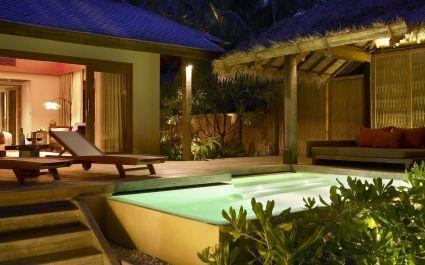 Villa with pool at Anantara Rasananda Koh Phangan Villas in Koh Phangan, Thailand
