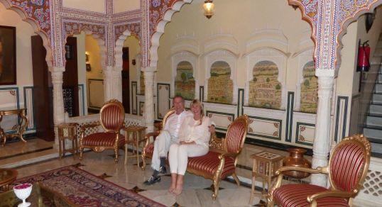 Indienreise Erfahrungsbericht-Palast Hotels