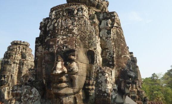 Frauenurlaub in Asien - Angkor Wat