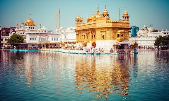 Goldener Tempel von Amritsar
