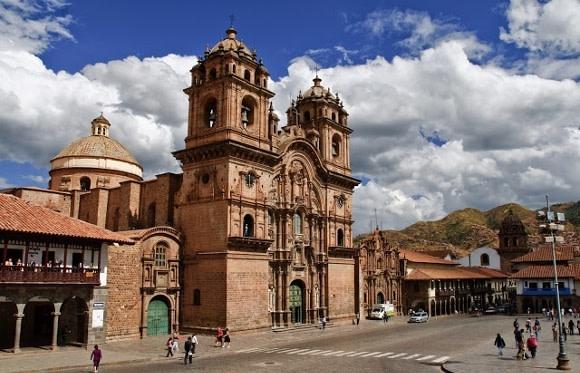 Kirche in Cusco