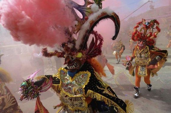 Karneval in Bolivien - Kultur pur