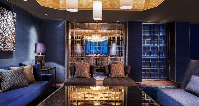 St.Regis Resort Lounge