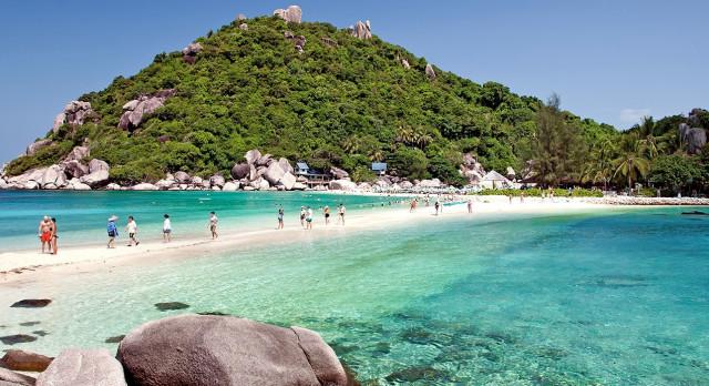 Eines der besten Thailand Reiseziele für Taucher