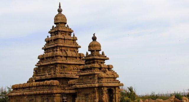 Tempelanlage von Mahabalipuram